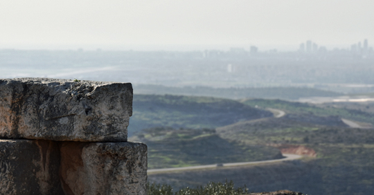 עוטף יהודה ושומרון